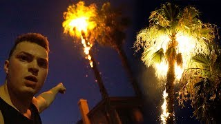 Download FIREWORK EXPLOSION GONE TERRIBLY WRONG! Video