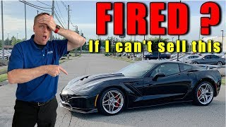 Download Boss is MAD I traded for A 2019 Corvette ZR1 that I CAN'T sell over ONE option. bachman chevrolet Video