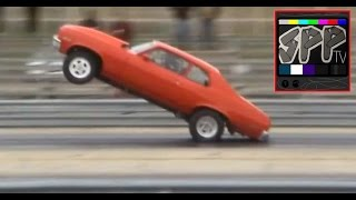 Download NITROUS STREETCAR 74 NOVA - Race and Cruise footage of Robs car Video