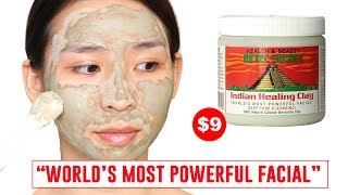 Download World's Most Powerful Facial - Tina Tries It Video