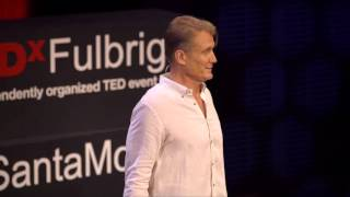 Download Dolph Lundgren | On healing and forgiveness | TEDxFulbrightSantaMonica Video