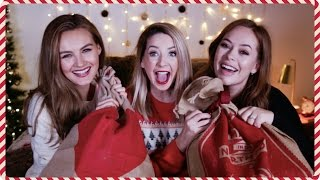 Download Gift Exchange With Tanya & Niomi | Zoella Video