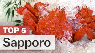 Download Top 5 Things to do in Sapporo   japan-guide Video