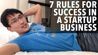 Download The 7 Rules for a Successful Startup Business (for tech & software engineers) Video
