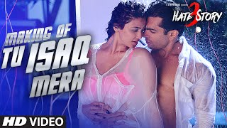 Download Making of 'Tu Isaq Mera' Song | Hate Story 3 | Meet Bros ft. Neha Kakkar | T-Series Video