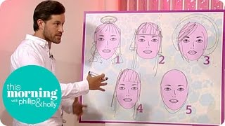 Download Getting The Right Hairstyle To Suit Your Face | This Morning Video