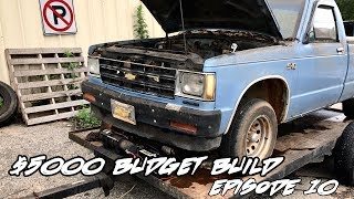 Download JMALCOM2004 BUDGET BUILD EPISODE 10: INSTALLED MY LED HEADLIGHTS & DROPPED OFF PARTS! Video