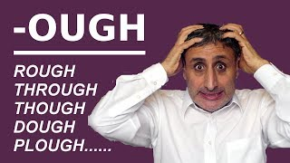 Download How to pronounce the -OUGH sound: WITHOUT GOING CRAZY Video