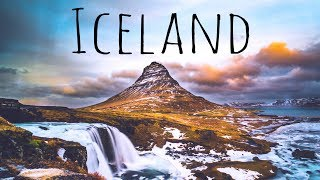 Download Incredible Iceland - 4K Drone Video Video