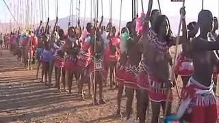 Download Uphothuliwe umkhosi womhlanga Video
