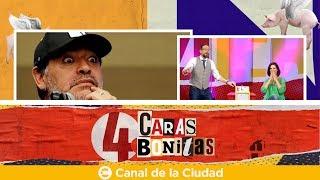 Download Nos visita Ana Celentano (parte 2) en 4 Caras Bonitas Video
