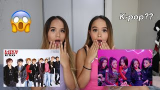 Download Non Kpop react to Kpop Part 6 (Exo,Itzy) Video
