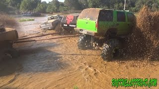 Download DTF OFFROAD TRUCKS SLINGING MUD HAVING FUN!!! Video