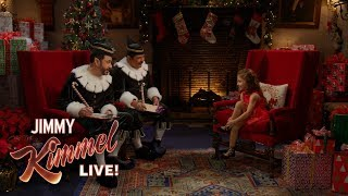 Download Naughty or Nice with Jimmy and Guillermo Video