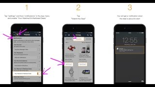 Download Amazon Black Friday Deals & Cyber Monday 2016 Sales Notification Trick Video