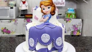 Download Como fazer um lindo bolo da Princesa Sofia Video