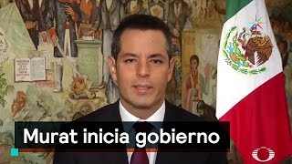 Download Inicia gobierno de Alejandro Murat en Oaxaca - Despierta con Loret Video