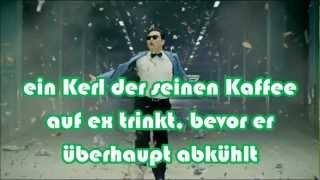 Download PSY- Gangnam Stlye (Deutsche Übersetzung) [Lyrics] Video