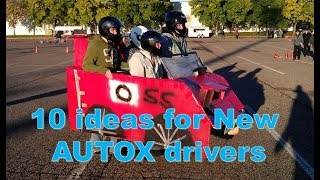Download Top 10 do's and don'ts for a new Autocrosser! Video