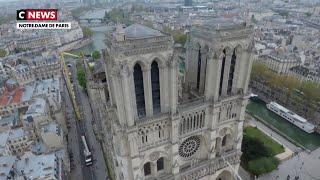 Download Notre-Dame de Paris : les dégâts filmés par un drone Video