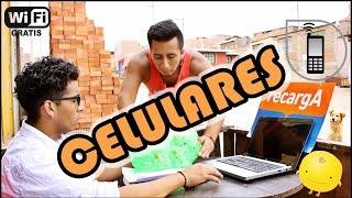 Download LOS CELULARES   ChiquiWilo Video