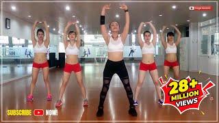 Download Senam Aerobic zumba free style dance untuk gerakan otot perut Video