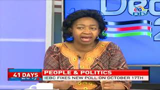 Download Kenyans shocked by the level of carelessness on the attack on Judiciary - Dr. Agnes Zani Video