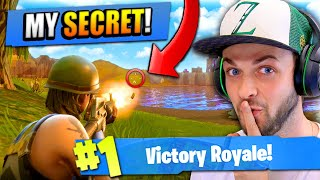 Download The SECRET to WINNING on Fortnite: Battle Royale! Video