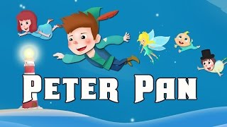 Download Peter Pan | Best Fairy Tales For Kids | Watch Cartoons Online English Dubtitles Video