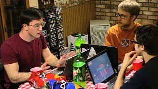 Download Psycho Dad Crashes WoW LAN Party Video
