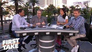 Download Max, Stephen A., Dan Rafael preview Gennady Golovkin vs. Canelo Alvarez rematch | First Take | ESPN Video
