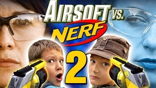 Download Airsoft vs Nerf 2 Video