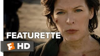 Download Resident Evil: The Final Chapter Featurette - Alice Returns (2017) - Milla Jovovich Movie Video