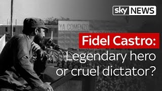 Download Fidel Castro: Legendary hero or cruel dictator Video