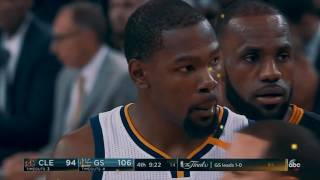 Download All FIGHTS/HEATED moments in the 2017 NBA Finals MIX Video