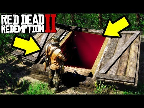 SERIAL KILLER in Red Dead Redemption 2 FOUND! RDR2 Killer Mystery Map Locations!