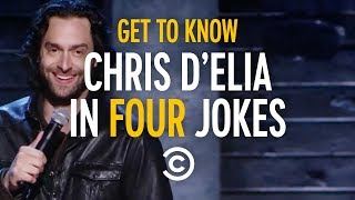 Download Get to Know Chris D'Elia in Four Jokes Video
