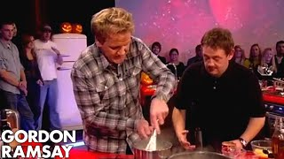 Download How to Make Perfect White Sauce - Gordon Ramsay Video