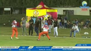 Download Eleven Warriors Z-A VS Detour Allaince | Arab Premier League 2017, UAE Video