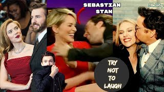 Download Avengers: Infinity War Cast Continuously Flirting & Being Perverts - Try Not To Laugh 2018 Video