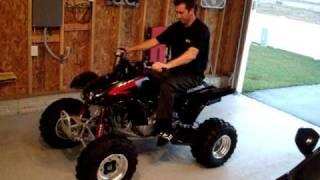 Download Honda TRX-400 First Start Video