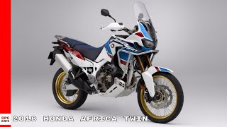 Download 2018 Honda Africa Twin Motorcycle Video