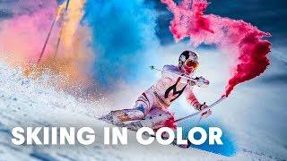 Download Skiing in Colour: Marcel Hirscher Video