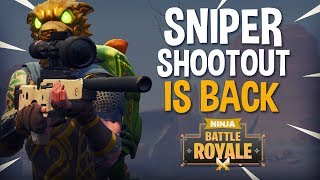 Download Sniper Shootout Is Back!! 24 Frags - Fortnite Battle Royale Gameplay - Ninja Video
