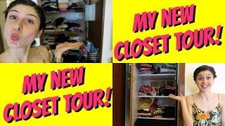 Download My New Closet Tour! 👗👠👛 Video