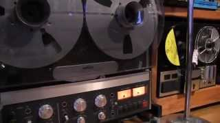 Download Reel to Reel Tape Recorder collection overview Part 1 of 3 Reel2ReelTexas Video