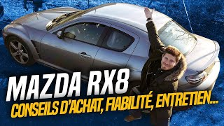 Download Mazda RX8 : Conseils d'achat, entretien, on a acheté une RX8 à 4500€ Video
