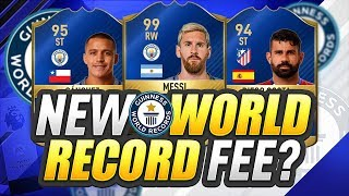 Download MESSI GONE TO MAN CITY FOR £300 MILLION!! WTF Video