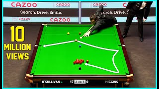 Download Legendary Speed of Ronnie O'Sullivan ᴴᴰ Video