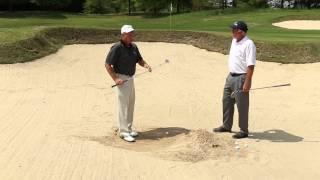 Download Hard Pan vs. Soft Sand Bunker Shot with Wayne Levi Video